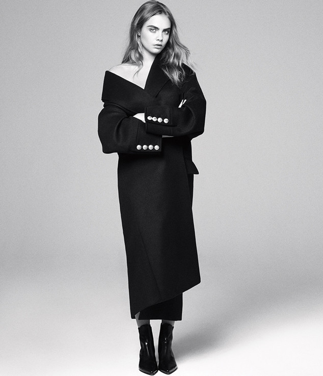 Cara Delevingne Talks About Pressures of Staying Thin in ...