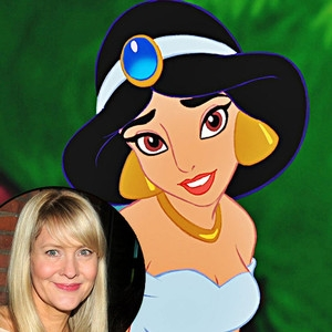 Princess Jasmine, Linda Larkin, Disney Voices