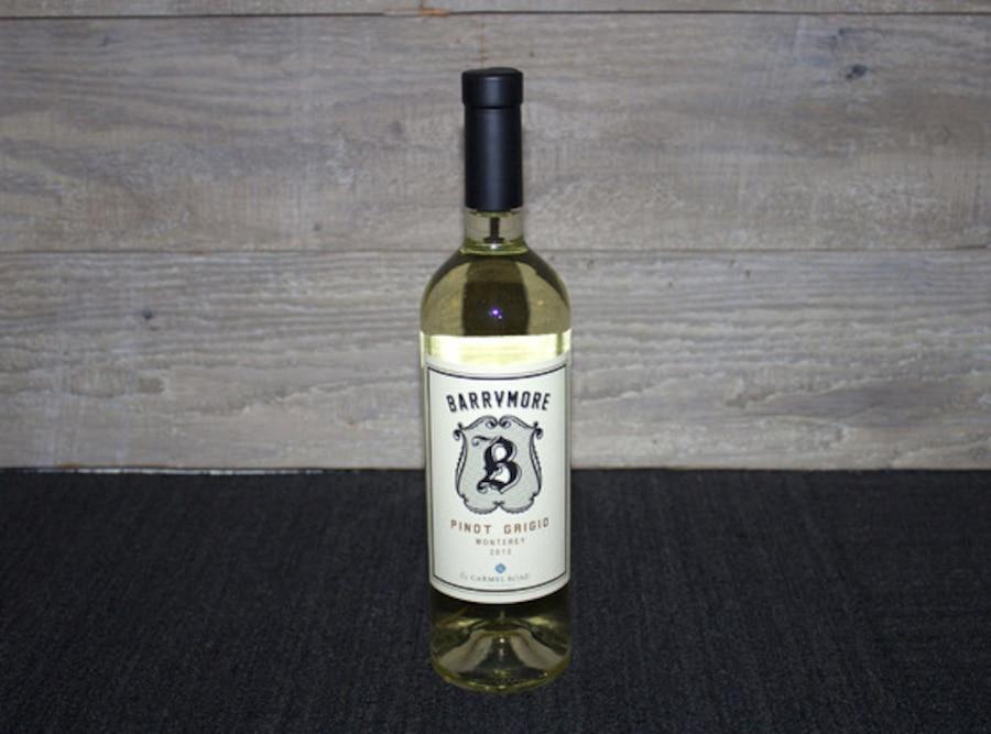 Celebrity Wine Tasting, Barrymore