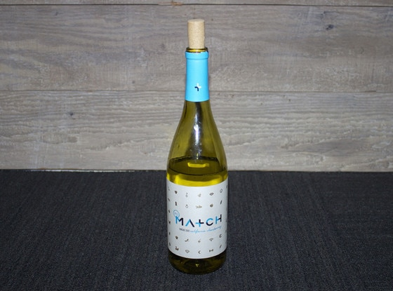 Celebrity Wine Tasting, Match White