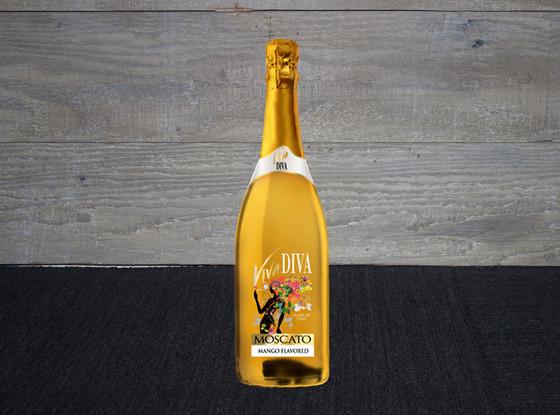 Celebrity Wine Tasting, Viva Diva Mango