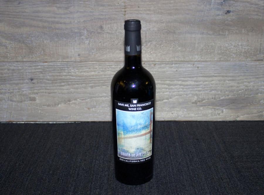 Celebrity Wine Tasting, Train, Drops of Jupiter