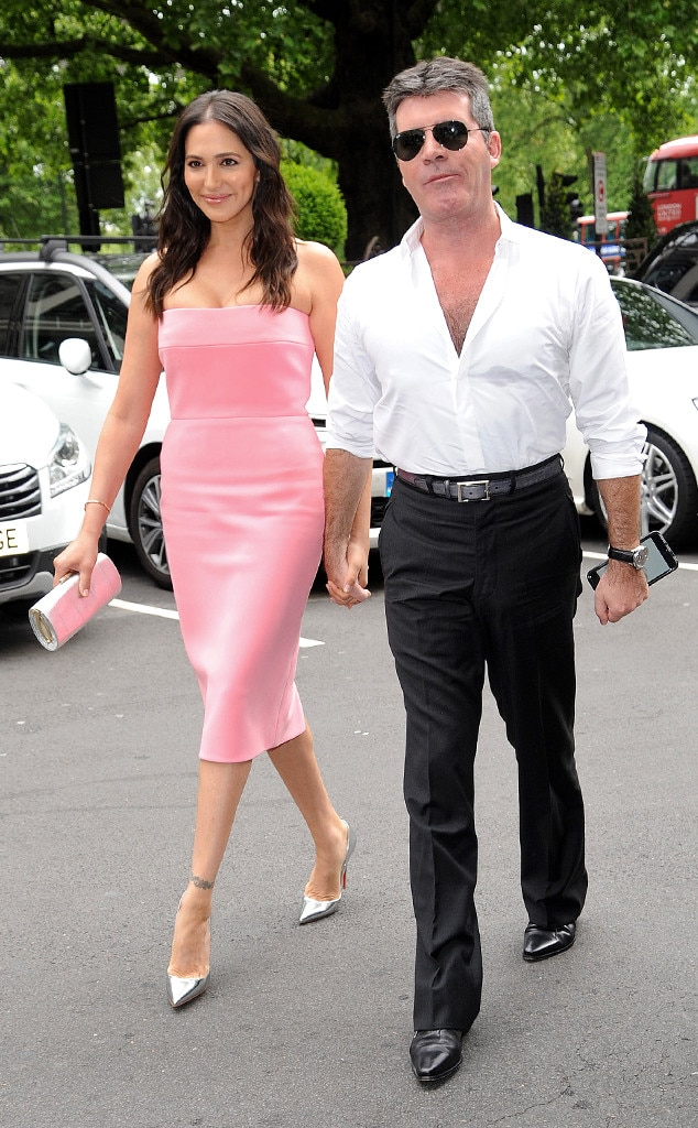 Simon Cowell & Lauren Silverman from The Big Picture ...