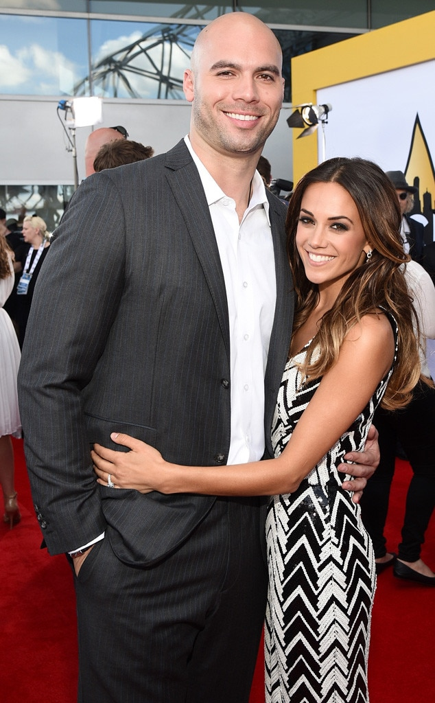 Jana Kramer From One Tree Hill & Michael Caussin Are