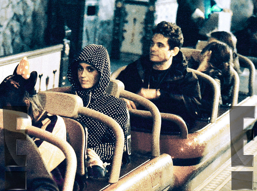 Katy Perry, John Mayer, Disney, Exclusive