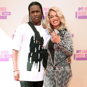 A$AP Rocky, Rita Ora