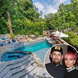 Nicole Richie, Joel Madden, Home