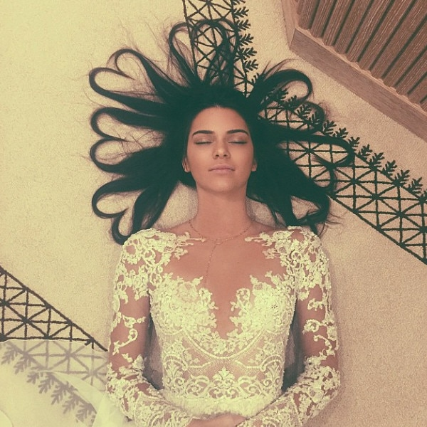 Kendall Jenner unexpectedly deleted her Instagram account
