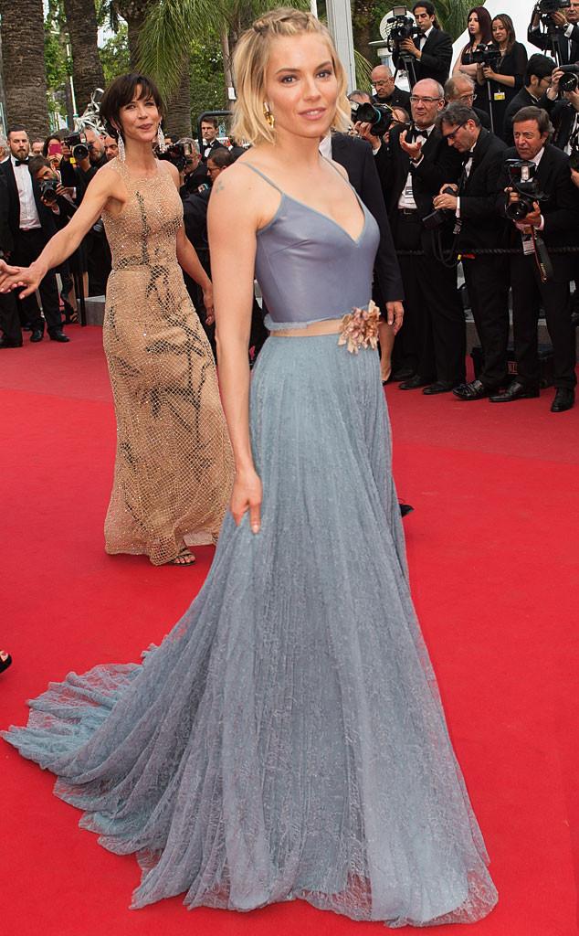 Sienna Miller, Cannes