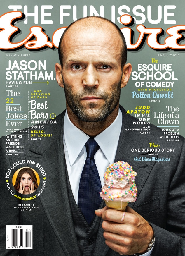 Jason Statham, Esquire