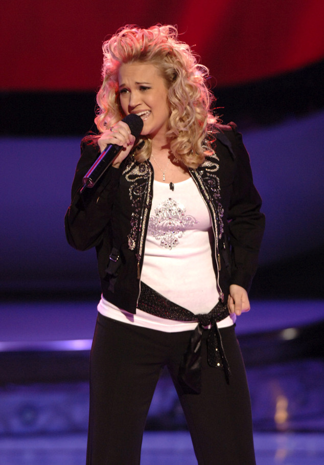 Is Carrie Underwood Hair Naturally Curly