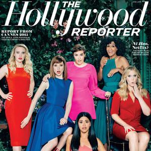 Amy Schumer, Lena Dunham, Gina Rodriguez, Ellie Kemper, Tracee Ellis Ross, Kate McKinnon, The Hollywood Reporter