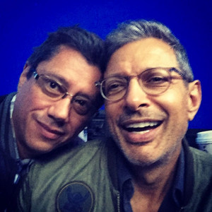 Jeff Goldblum, Dean Devlin, Independence Day sequel, Instagram