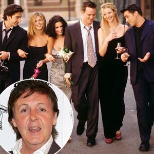 Paul McCartney, Friends