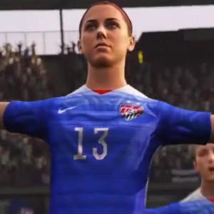 Alex Morgan, FIFA '16