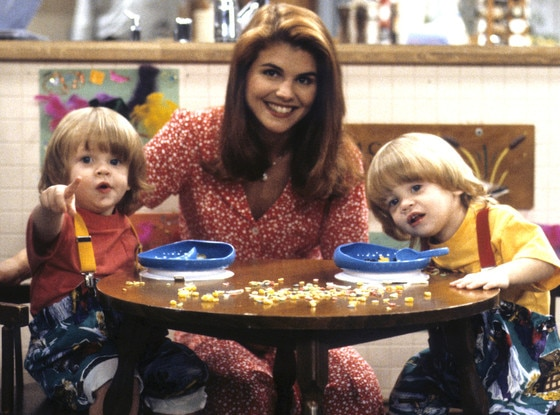 Lori Loughlin, Full House