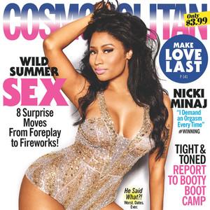 Nicki Minaj, Cosmopolitan