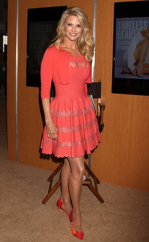 Christie Brinkley from The Big Picture: Today's Hot Photos ...
