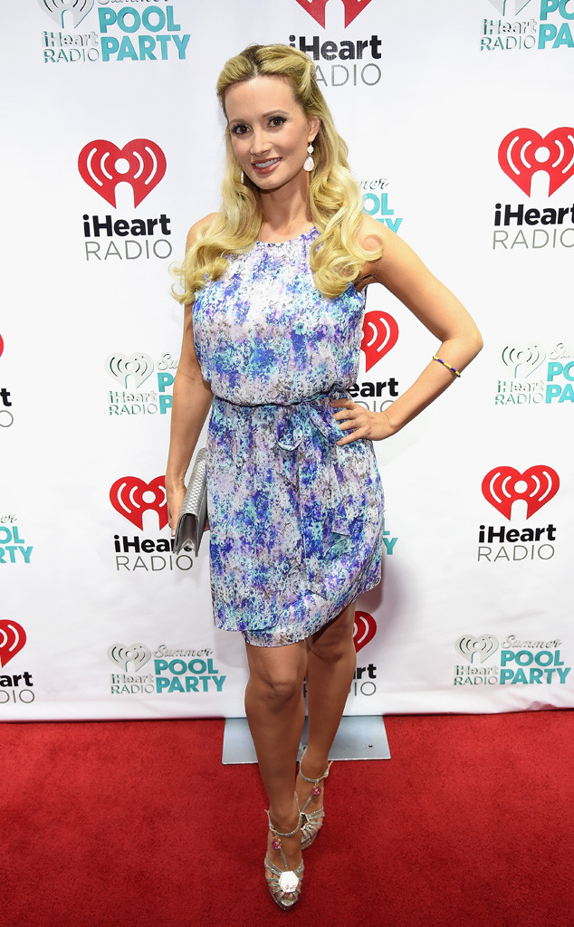 iHeartRadio Summer Pool Party, Holly Madison