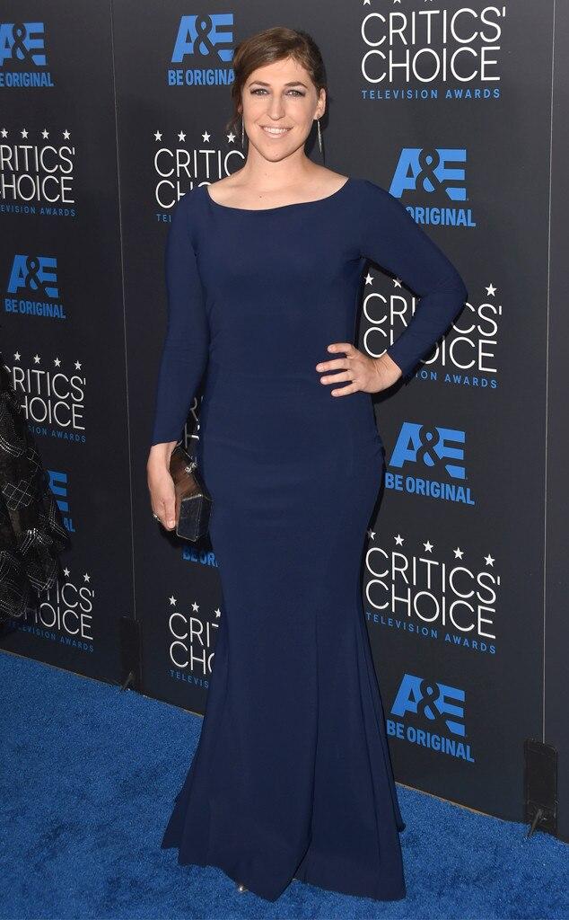 Mayim Bialik, Critics' Choice Television Awards