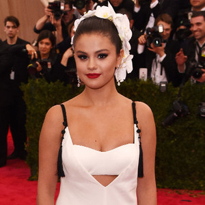 Selena Gomez, Met Gala 2015