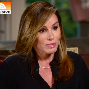 Melissa Rivers, Matt Lauer, Today Show Interview
