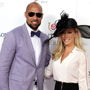 Kentucky Derby, Hank Baskett, Kendra Wilkinson-Baskett