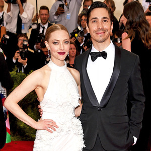 Amanda Seyfried, Justin Long, Met Gala 2015, Couples