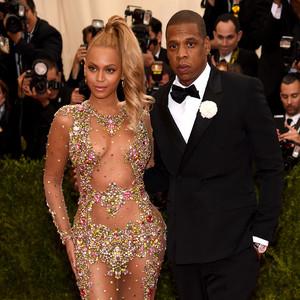 Beyonce, Jay-Z, Met Gala 2015