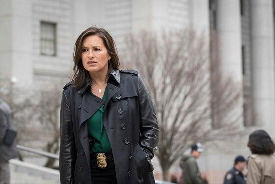 Law & Order, SVU, Mariska Hargitay