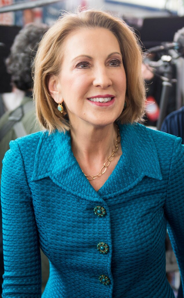 Carly Fiorina, 2016 Presidential Candidate