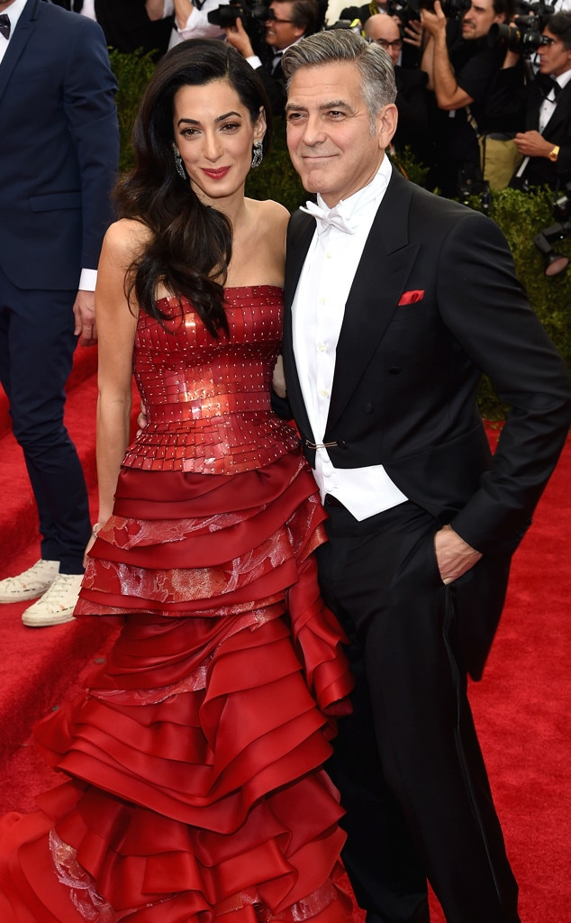 Amal Clooney George Clooney Arrive At The 2015 Met Gala See Amal S Crimson Sequin Embellished John Galliano Dress additionally Oscar Emboaba together with 16me Cristiano Ronaldo Encore Nu Pour Armani 13421 besides 2060 additionally The Homes Of Abraham Lincoln. on oscar brazil sister