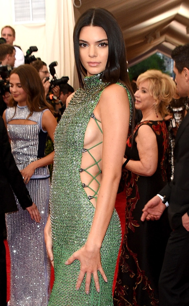 Kendall Jenner, Met Gala 2015