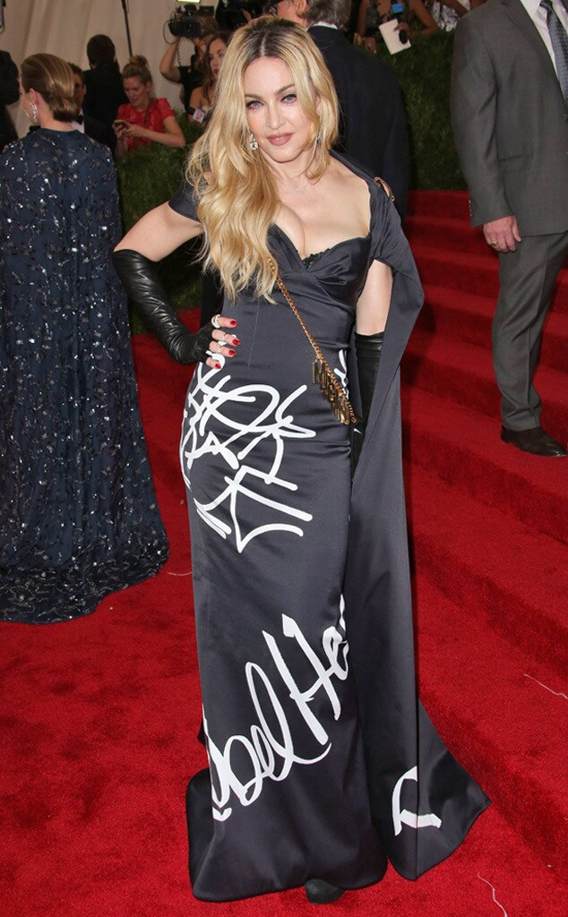 Madonna, Met Gala 2015