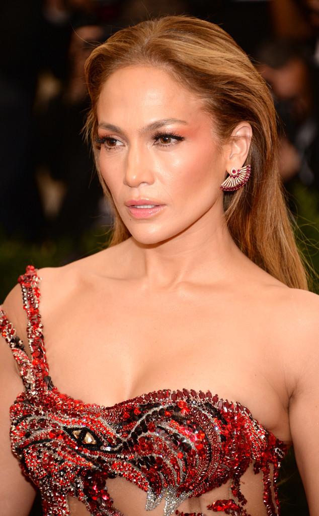 Jennifer Lopez, Met Gala 2015