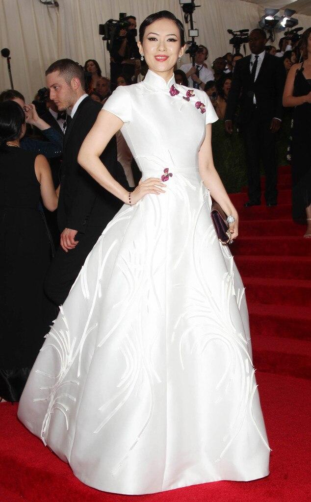 Zhang Ziyi, Met Gala 2015