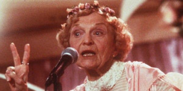 Wedding Singer Grandmother Ellen Albertini Dow Dies At 101