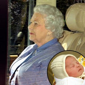 Queen Elizabeth II, Princess Charlotte