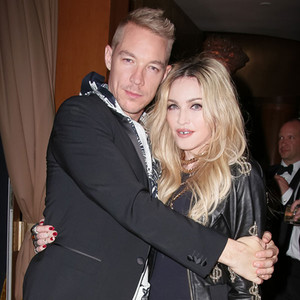 Diplo, Madonna, Met Gala Party