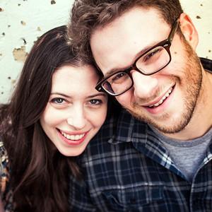 Seth Rogen, Lauren Miller Rogen