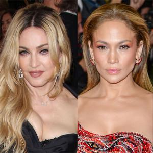 Madonna, Jennifer Lopez, Cher