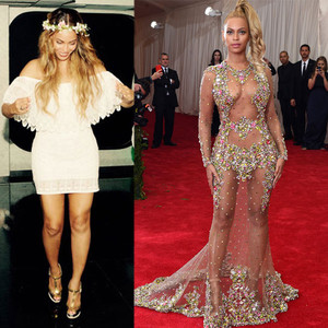 Beyonce, Body, Met Gala 2015