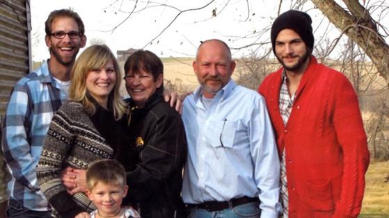 Ashton Kutcher Mother's Day Gift Surprise