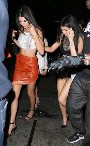 Kendall Jenner, Kylie Jenner, Met Gala, After Party