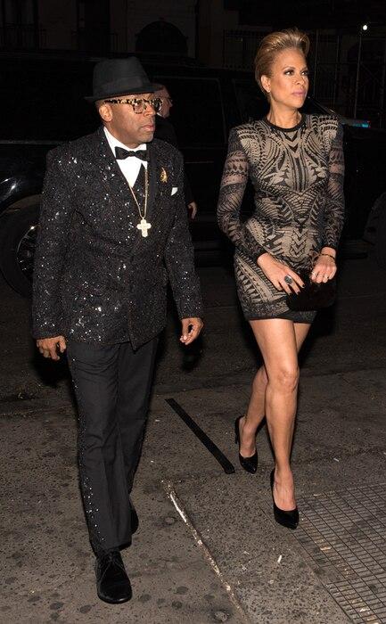 Spike Lee, Tonya Lewis, After Parties