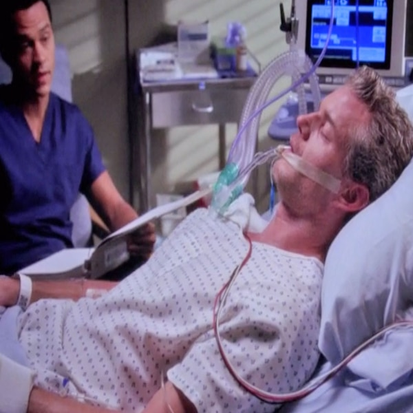 Mark Sloan (Eric Dane) From We Ranked All The Grey's