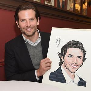 Bradley Cooper, Caricature