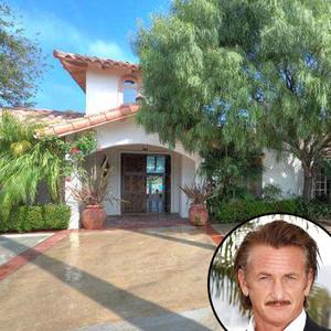 Sean Penn, Home