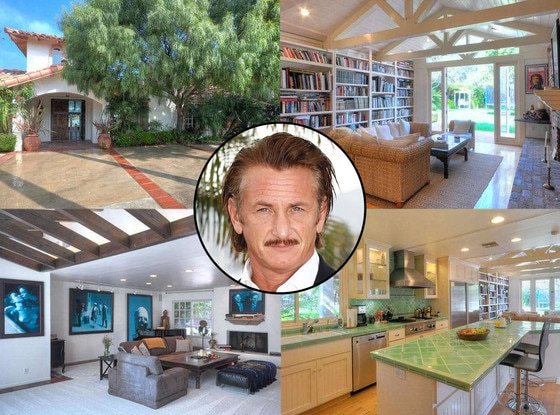 Sean Penn Home