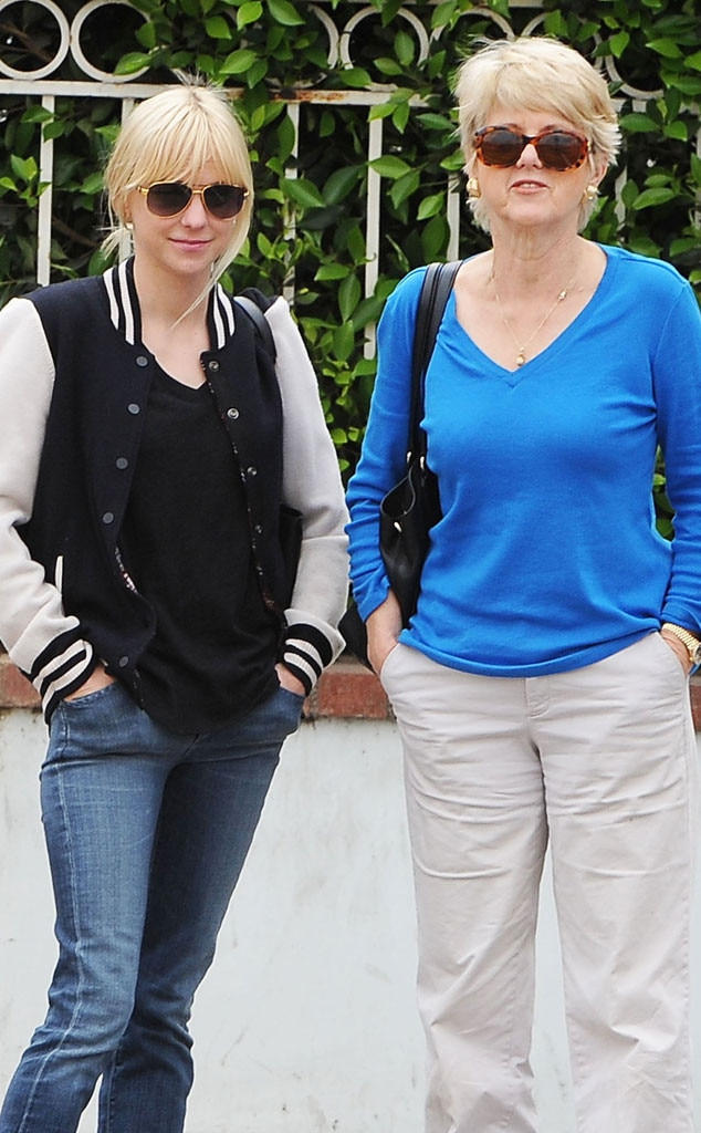 Anna Faris Looks Just Like Her Mom! See the Actress